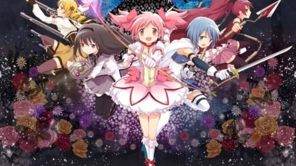 Witch Anime - Mahou Shoujo Madoka Magica