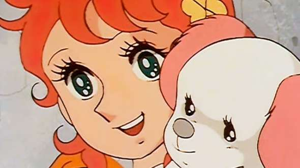 Witch Anime - Majokko Megu-chan / Meg the Witch Girl
