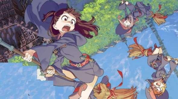 Witch Anime - Ritoru Witchi Akademia / Little Witch Academia