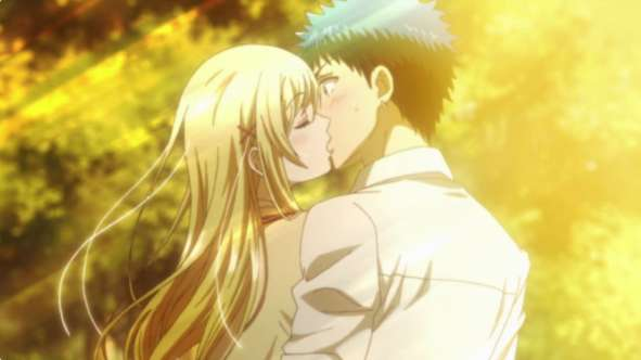 Witch Anime - Yamada-Kun and the Seven Witches